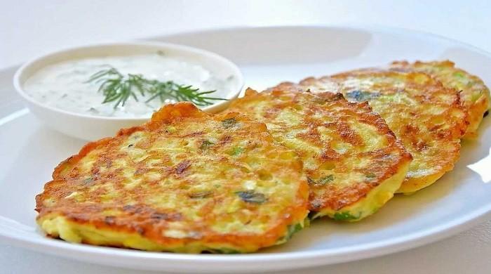 Рецепты приготовления вкусных овощных оладьев из кабачков просто и быстро