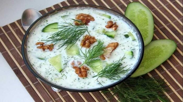 Болгарский холодный суп «Таратор» — рецепты приготовления классического блюда болгарской кухни