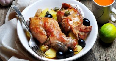 Блюда из кролика, пошаговые рецепты приготовления вкусного блюда из диетического мяса кролика