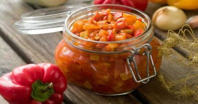 Рецепты приготовления вкусного лечо из кабачков и болгарского перца, пальчики оближешь