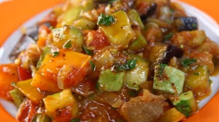 Рецепты рататуя — пошаговое приготовление вкусных тушёных овощей особым способом