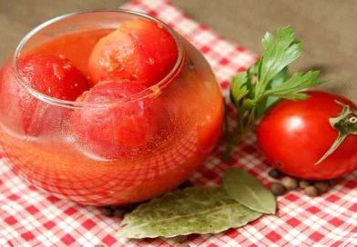 Консервирование помидоров на зиму, лучшие рецепты заготовки очень вкусных томатов в собственном соку