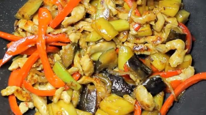 Как запечь курицу с овощами в духовке — рецепты приготовления очень вкусной курицы