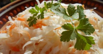 Рецепты быстрого приготовления вкусной белокочанной и цветной маринованной капусты с уксусом