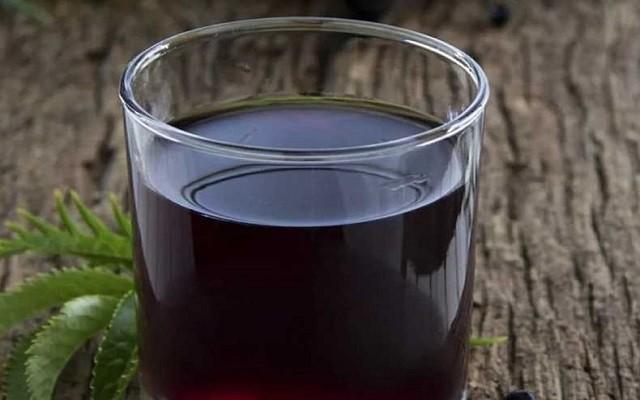 Классическое виноиз слив в домашних условиях