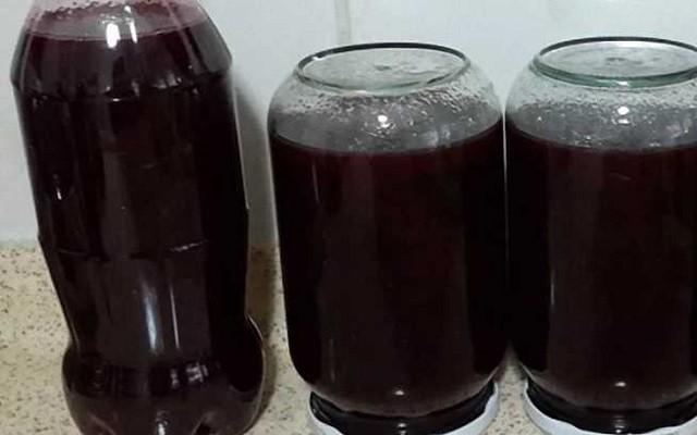 сливовое вино без воды