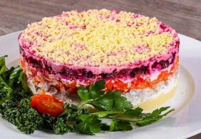 Селёдка под шубой — классические рецепты приготовления на праздничный стол, слои