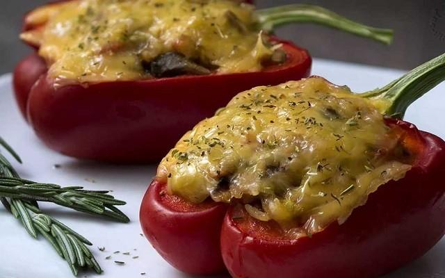 Как приготовить фаршированный перец — рецепты приготовления вкусных перцев в духовке