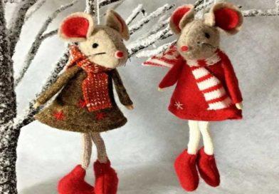 Поделки на Новый год — самые интересные, лучшие, сделанные своими и детскими руками новогодние украшения, в год белой крысы