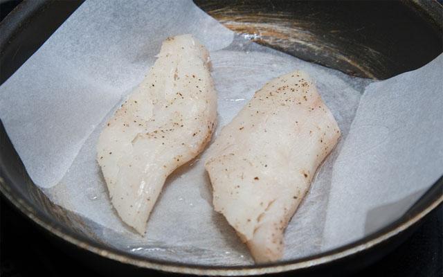 запечь рыбу
