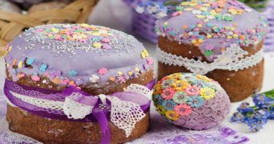 Пасхальные куличи — рецепты приготовления и выпечки очень вкусных куличей на Пасху