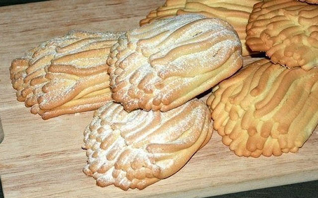 печенье Хризантемы