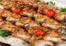Шашлык — рецепты приготовления вкуснейшего шашлыка из курицы и маринада для него