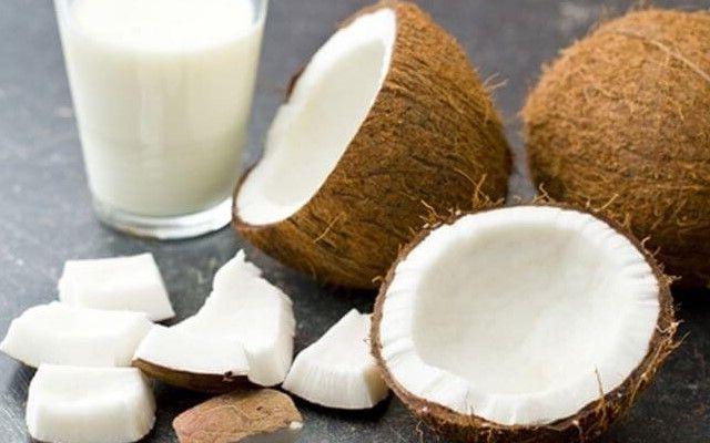 кокос с молоком